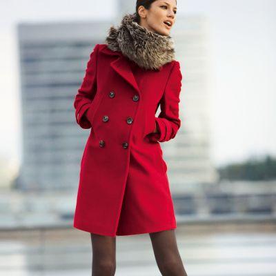 фото современных пальто для девушек