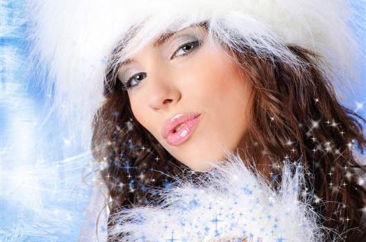 догляд волосся зимою