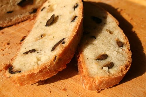 рецепт хліб з оливками