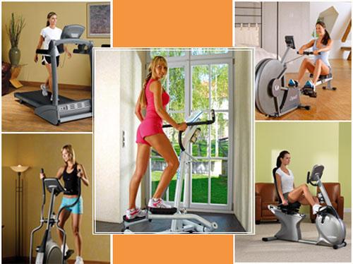 як вибрати кардіотренажер, орбітрек, еліптичний тренажер, степпер, велотренажер