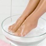 догляд за ногами в домашніх умовах