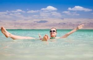 Відпочинок в Ізраїлі на мертвому морі