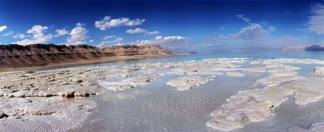 Відпочинок на мертвому морі в Ізраїлі