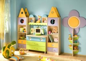 Вибираємо меблі для дитячої кімнати
