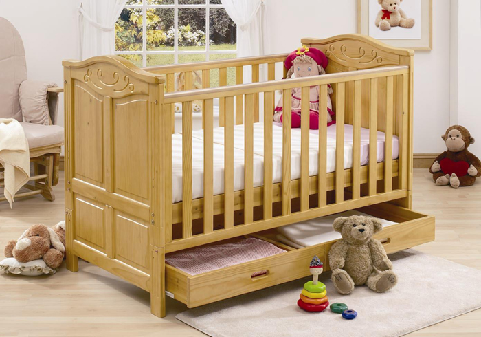 Підібрати ліжечко новонародженому