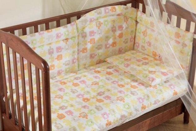 Ліжечка для немовлят