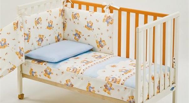 Правильно підібрати ліжечко новонародженій дитині