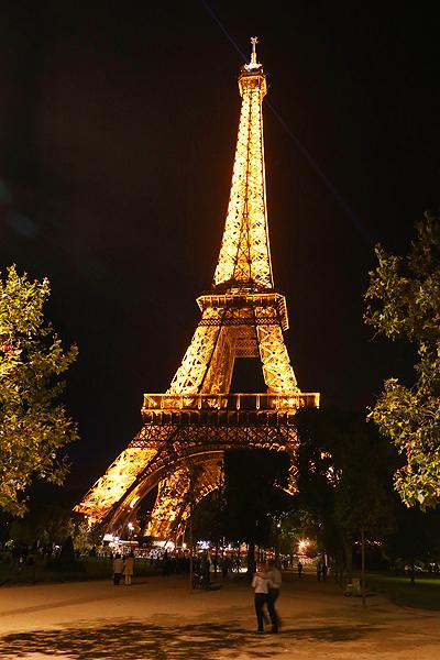 Мандрівка до Франції осінню