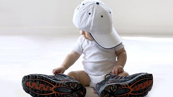 Вибір суперового дитячого взуття